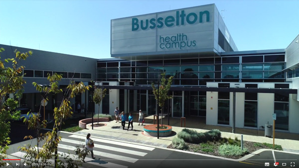 Busselton Health Campus - Inpatient Rehabilitation Program Video